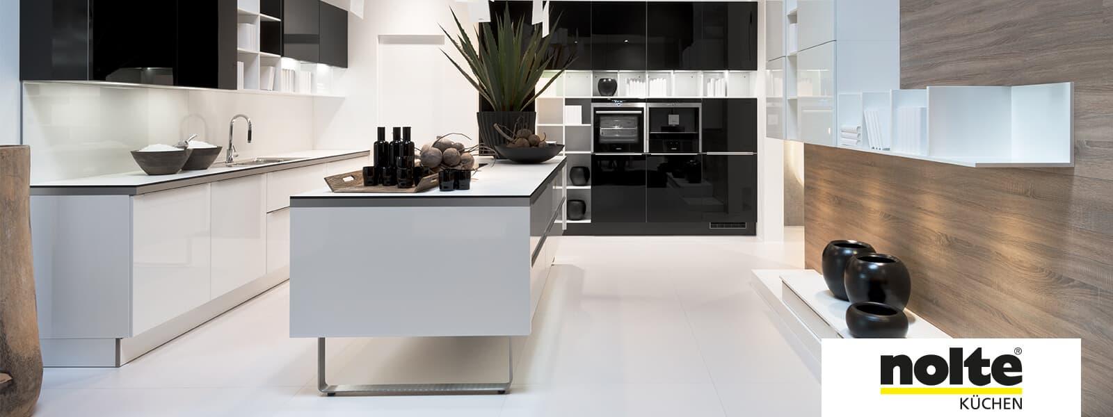 Nolte Glas Tec Plus Küche: Einzigartig durch Echtglasfronten